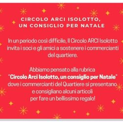 Circolo Isolotto :: Un consiglio per Natale