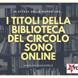 Circolo Isolotto :: Biblioteca
