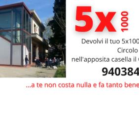 Circolo ARCI Isolotto :: Dona il tuo 5x1000