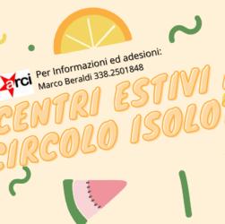 CENTRI ESTIVI Al CIRCOLO ISOLOTTO