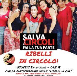 Circolo ARCI Isolotto :: Salva i circoli