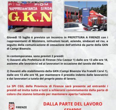 Circolo ARCI Isolotto :: Vertenza GKN