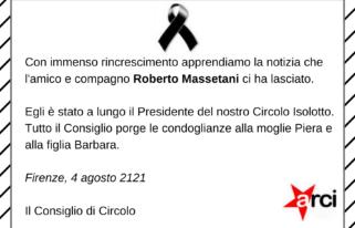 Circolo ARCI Isolotto :: Lutto Massetani