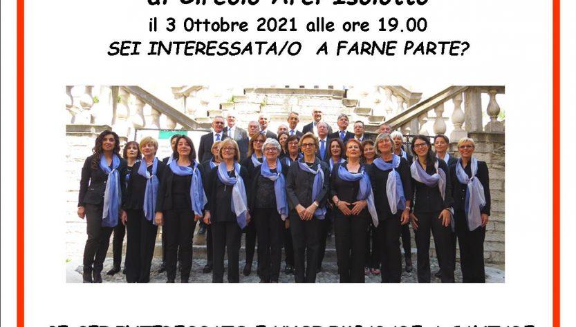 Circolo ARCI Isolotto :: Attività del coro